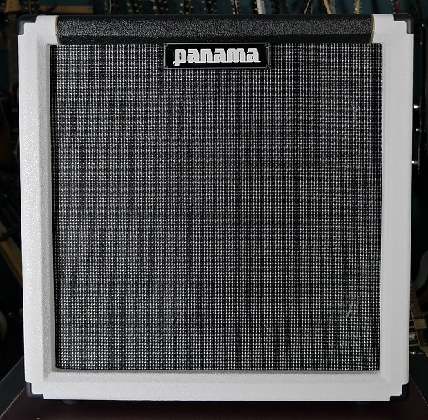 Panama Guitars Pro Series 4x8'' Speaker Cabinet   Reverb