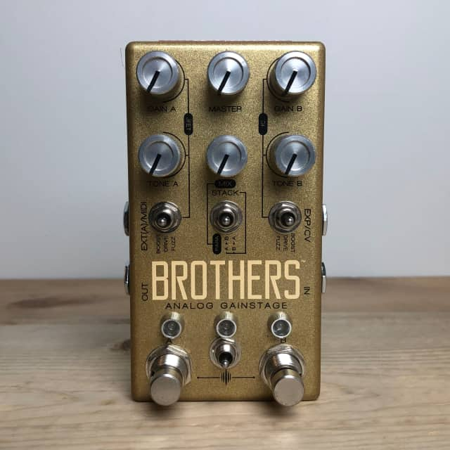 Chase Bliss Audio Brothers Analog Gain Stage image