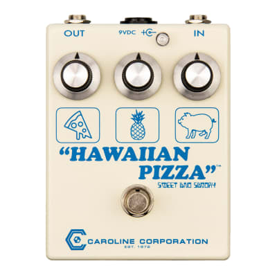 Caroline Guitar Company Hawaiian Pizza Fuzz