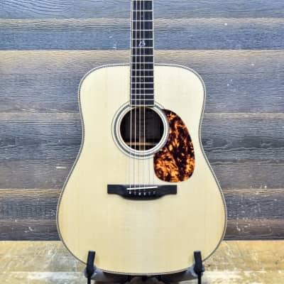 Boucher BG-152-C Bluegrass Goose Dreadnought Acoustic Electric Guitar w/Case