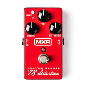 MXR Custom Badass '78 Distortion for sale