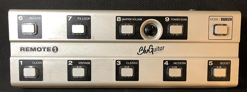 BluGuitar Remote1 Footswitch for Amp1 image