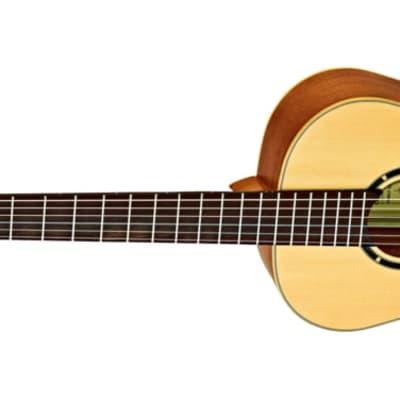 Ortega Family Series Spruce 3/4 Size Leftie Acoustic Guitar for sale