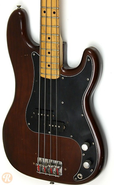 Fender Precision Bass Walnut 1973