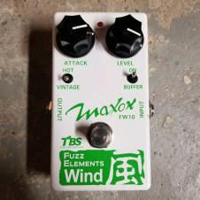 Maxon FW10 Wind Fuzz Sick Tonebender Toanz!