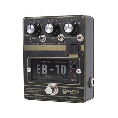 Walrus Audio EB-10 Black for sale