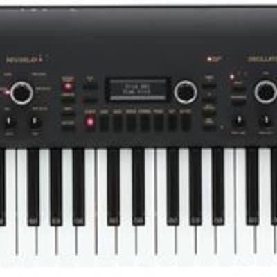 Korg KingKorg 61 Key Analog Modeling Synthesizer in Black