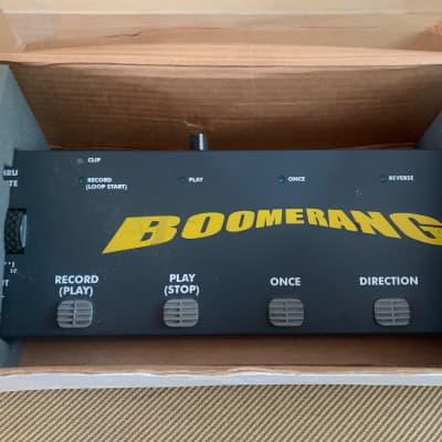 Boomerang Phase Sampler