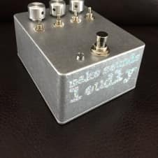 Make Sounds Loudly Triangle Muff Diver Fuzz Super Versatile Variant Clipping & Cornish Mod