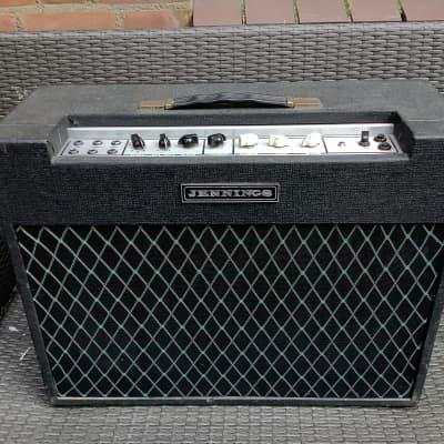 Vox /  Jennings AC-40 (AC 30 ) FREE SHIPPING / vintage  tube amp UK / celestion greenback ultra rare for sale