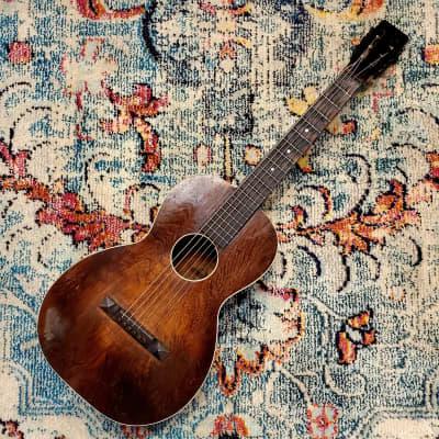 1918-1920  Regal? Stella Parlor Guitar for sale