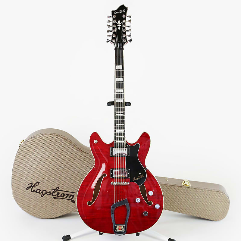 2013 hagstrom viking deluxe series 12 string electric guitar reverb. Black Bedroom Furniture Sets. Home Design Ideas