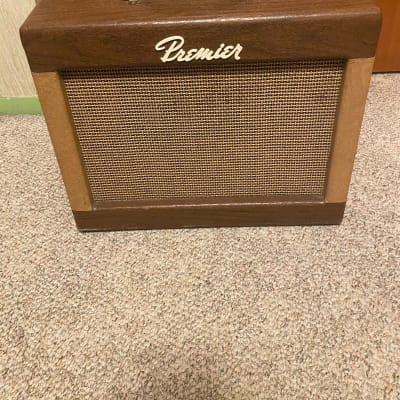 Premier Twin 8 R  REVERB TREMELO * Hear On YouTube!*  Premier's Most Valuable Amp for sale