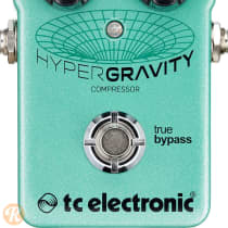 TC Electronic HyperGravity Compressor image