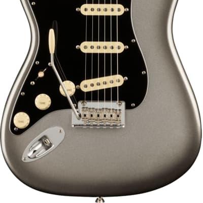 Fender American Professional II Stratocaster Left Hand MP Mercury w/case