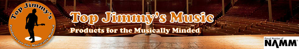 Top Jimmy's Music - Products for the Musically Minded