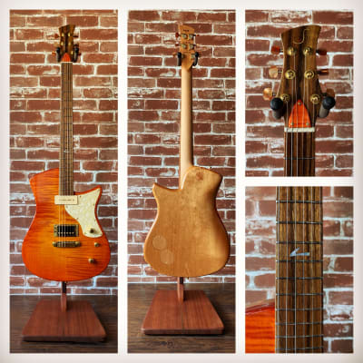 Soultool Laguz Custom Flame Top/Natural for sale