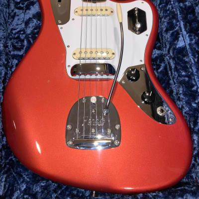 Fender Johnny Marr Signature Jaguar - 2018 Metallic KO for sale