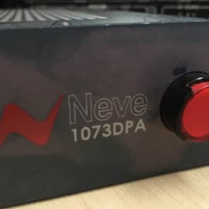 AMS Neve 1073DPA Dual Channel Mic Preamp