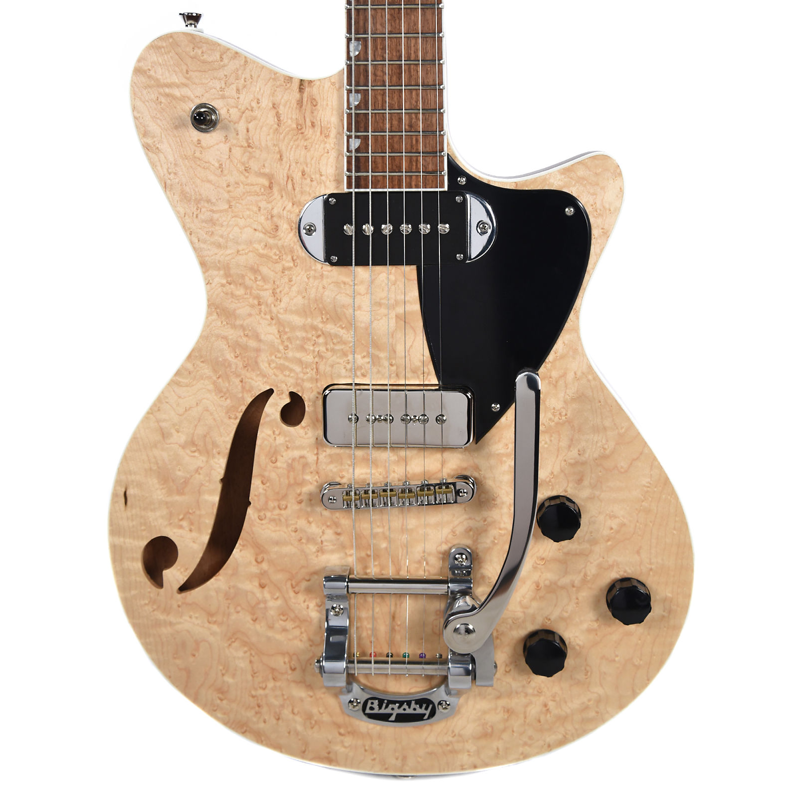 Koll Duo Glide Birdseye Maple (Serial #17537)