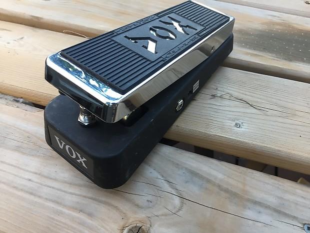 Vox V847A Wah Pedal w/ true bypass mod | Reverb