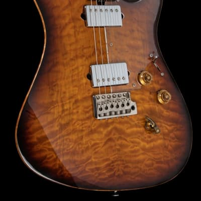 Asher Custom S 2011 Tobacco Burst for sale