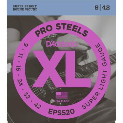 D´Addario EPS520 09-42 Electric Strings
