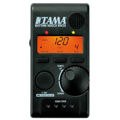 Tama drums sets RW30 Rhythm Watch Mini metronome practice aid New for sale