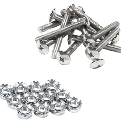 Fender 099-2095-000 Pure Vintage Amp Chassis Mounting Screws (12)