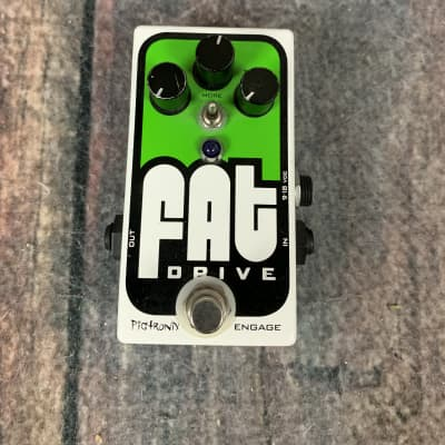 Used Pigtronix FB-3 Fat Boost Pedal
