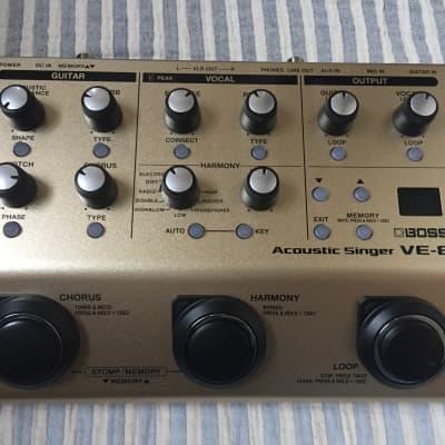 Boss VE-8 Acoustic Singer Pre-Amp