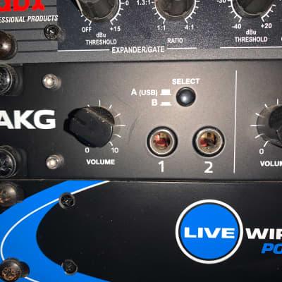 AKG HP12U 12-Channel Headphone Amp with USB