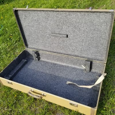 Hohner Pianet Carrying Case  1960's  Tweed