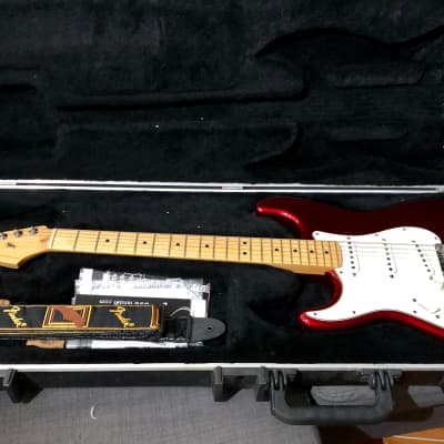 Left-Handed Fender American Standard Stratocaster for sale