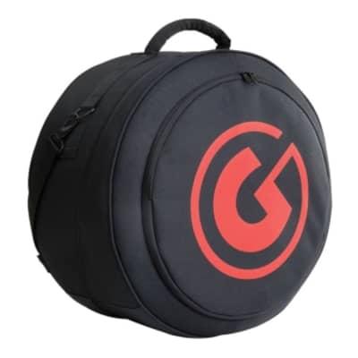 Gibraltar Pro-fit LX Snare Drum Bag, Cross-Cut Zipper  GPSBCZ