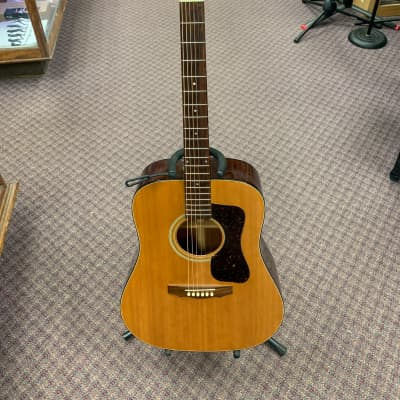Guild D-35 Bluegrass Natural 1970s for sale