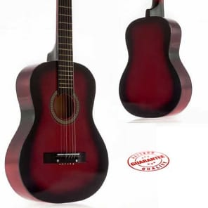 a8d7447fcac01 Star Kids Acoustic Toy Guitar 31 Inches Color Purple