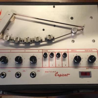 WEM Watkins Copicat Tape Echo Chrome for sale