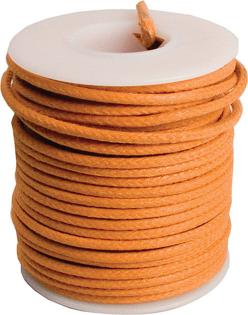 Red Versterkers: onderdelen, acc. 20 Gauge Stranded Cloth Wire 50 Feet