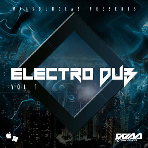 WAASOUNDLAB 333 001 002 003 WSL - ELECTRO HOUSE VOL 2 TEMPLATE 3 [Download]