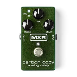 MXR Carbon Copy Analog Delay for sale