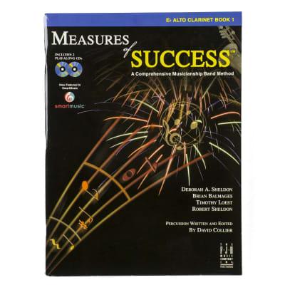 Measures Of Success - Alto Clarinet Book 1