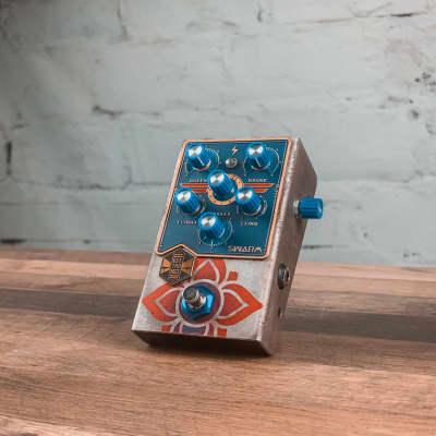 "Beetronics SWARM Custom ""Blue Blossom"" Fuzz"