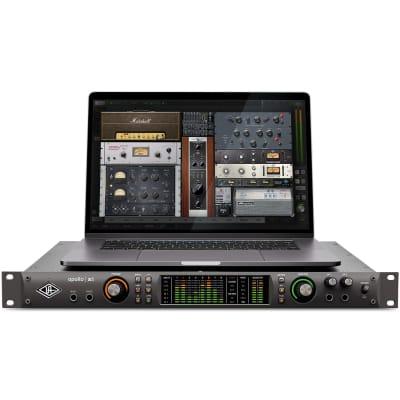 Universal Audio Apollo x6 Heritage Edition 16x22 Thunderbolt 3 Audio Interface