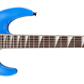 Jackson JS32 Dinky - Bright Blue for sale