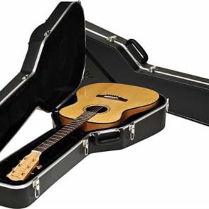 Fender Standard Dreadnought Acoustic Molded Case for sale