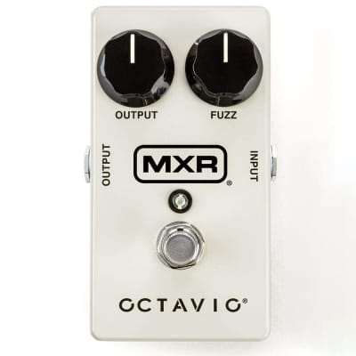 Dunlop MXR M267 Octavio Fuzz Synth-Like Fuzz Guitar Effects Pedal