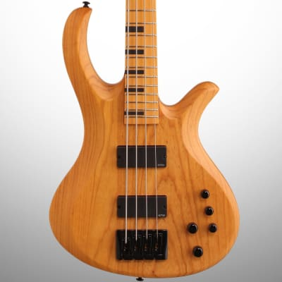 Schecter Riot-4 Session 4-String Active Bass Aged Natural Satin