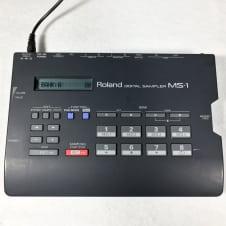 Roland MS-1 Portable Sampler Compact Sampler MS1 (PLEASE READ DETAILS)