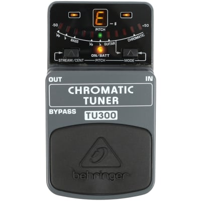 Behringer TU300 chromatic stage tuner for sale